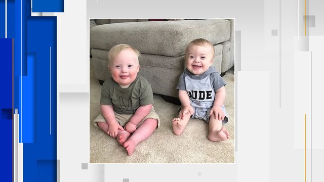 Local toddlers picked to be Down syndrome ambassadors in Times Square