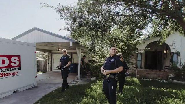 Neighbors help police shut down suspected drug house