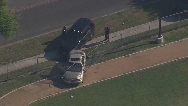 SAPD: Man in custody after firing at officers during high-speed chase…
