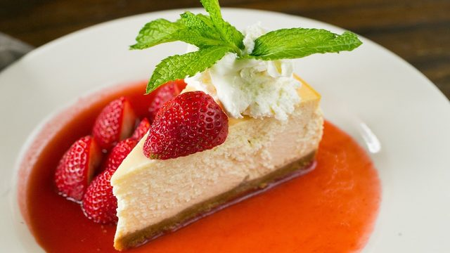 Celebrate National Cheesecake Day with free, half-price cheesecake at…