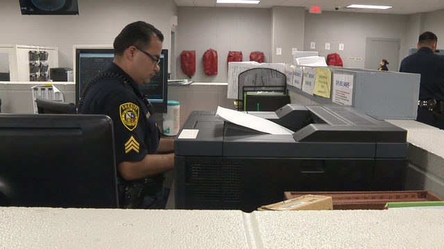 'While You Were Sleeping': The Bexar County jail is a 24 hour operation