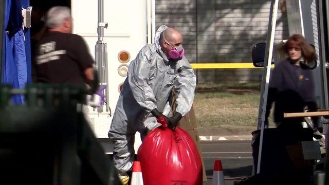 Bucket of bodies sewn together, male genitalia found in Arizona FBI raid