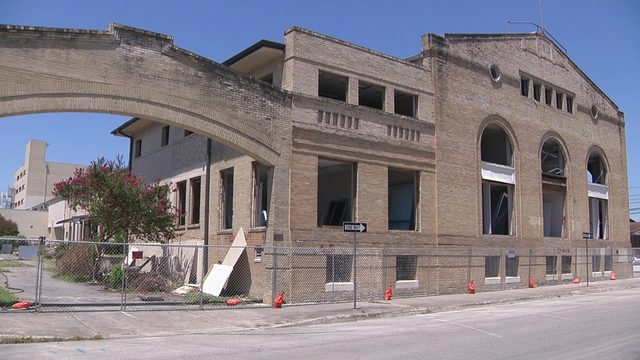 Demolition of historic East Side building begins; Some believe it could…