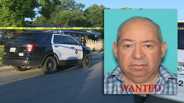 Police release photo of murder suspect accused of shooting at ex-wife