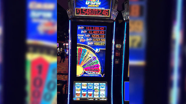 Texan wins $1.5 million off $3 bet at Kickapoo Lucky Eagle Casino