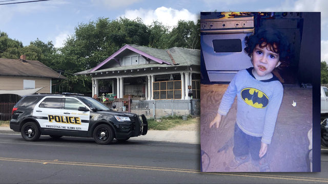 5-year-old found safe after hourslong search of South Side neighborhood