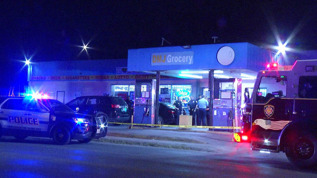 East Side store clerk shot twice during robbery attempt, police say