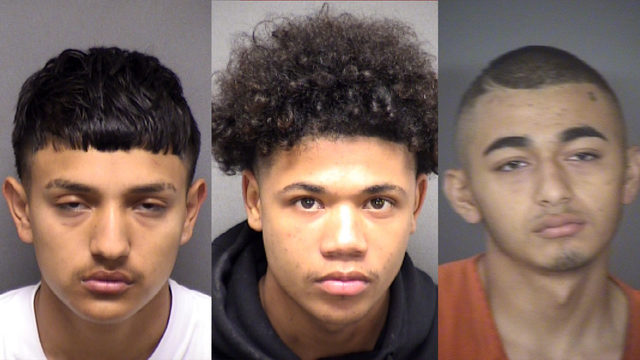 3 arrested in shooting of clerk during attempted robbery