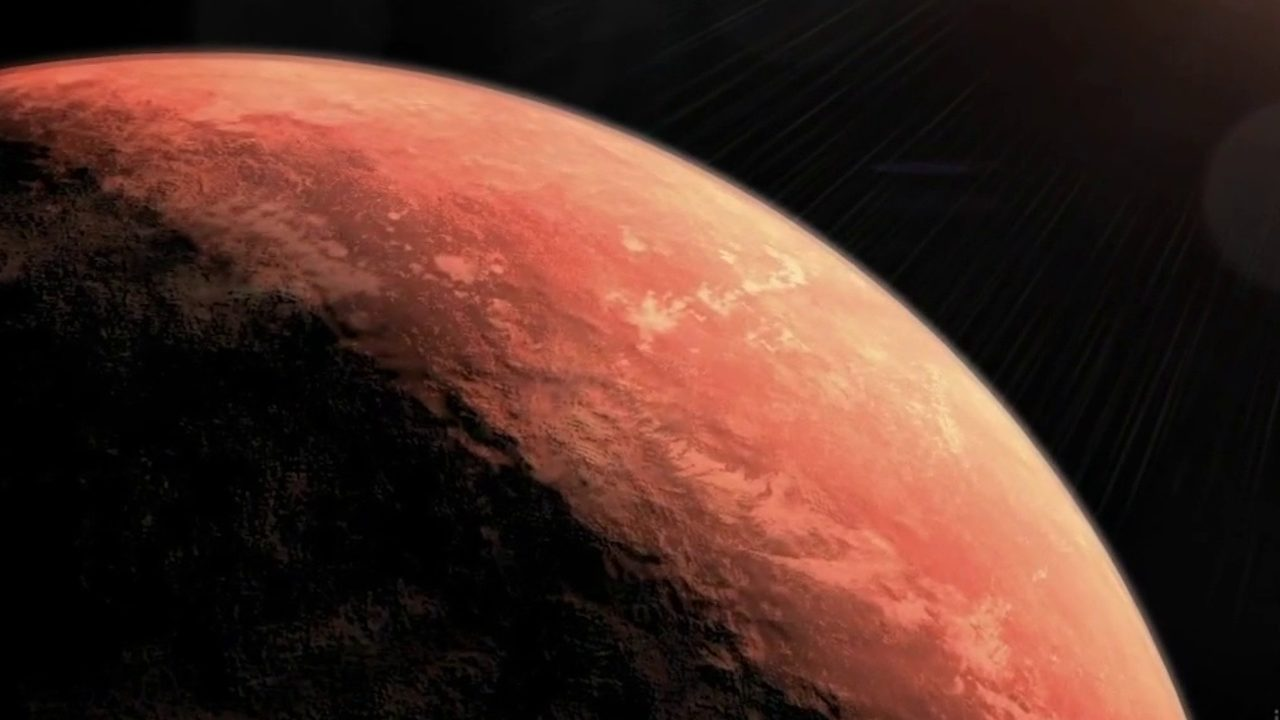 Potentially 'habitable', earth-like planet discovered by NASA