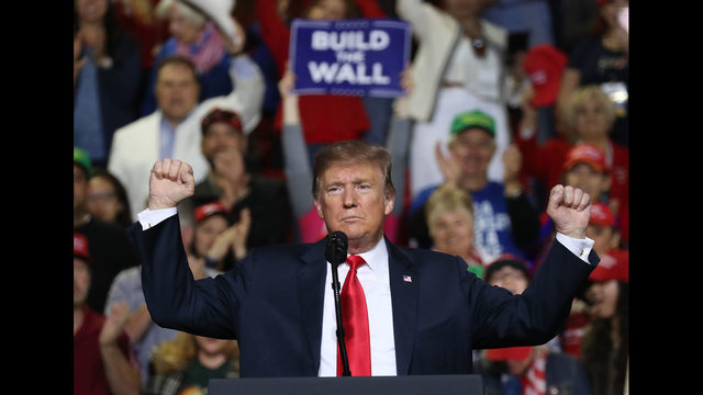 Donald Trump still owes city of El Paso $470,000 for MAGA rally from February