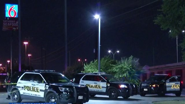 Man injured in convenience store shootout on Northeast Side