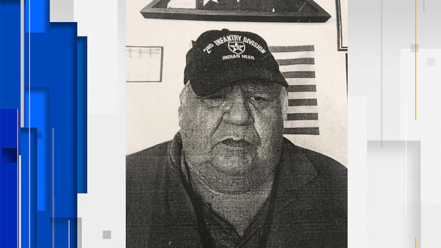 Police looking for missing 71-year-old Mario Chavez