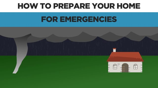 Adulting Hacks: How to prepare your home for emergencies