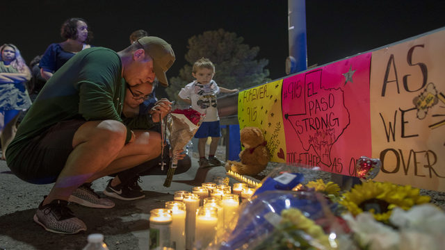 Investigation ongoing into El Paso shooting that left 20 dead