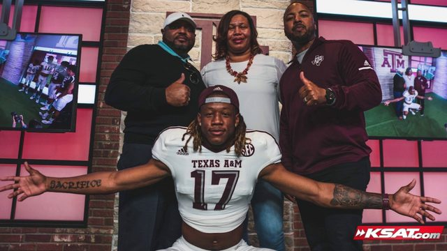 Jaylon Jones continues Steele DB tradition, remains solid with Aggies