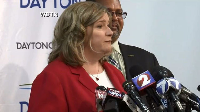 Dayton city officials speak about Sunday's fatal shooting