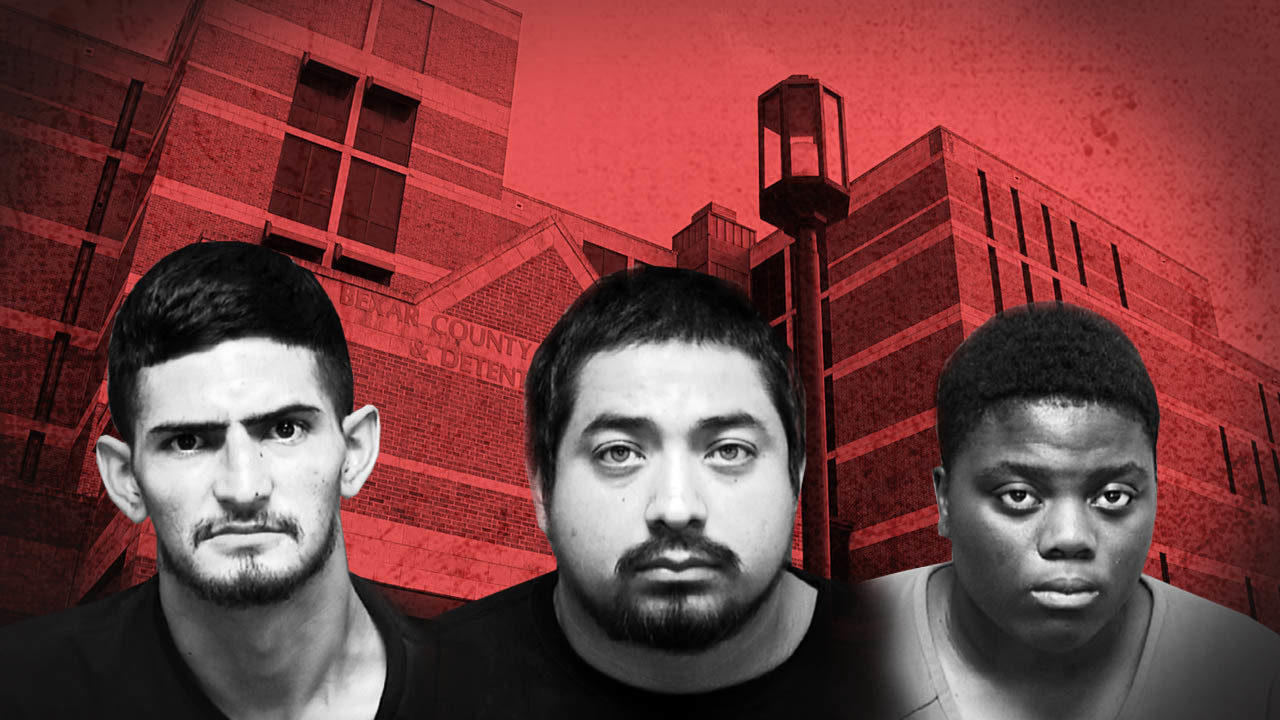 2 suicides, 1 attempt at Bexar County Jail in 9 days,