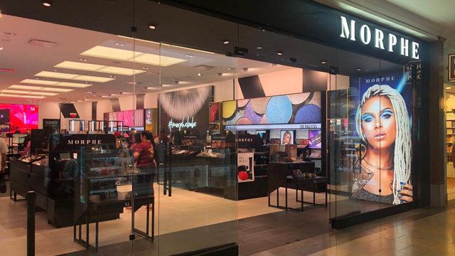 Morphe opens store at San Antonio mall