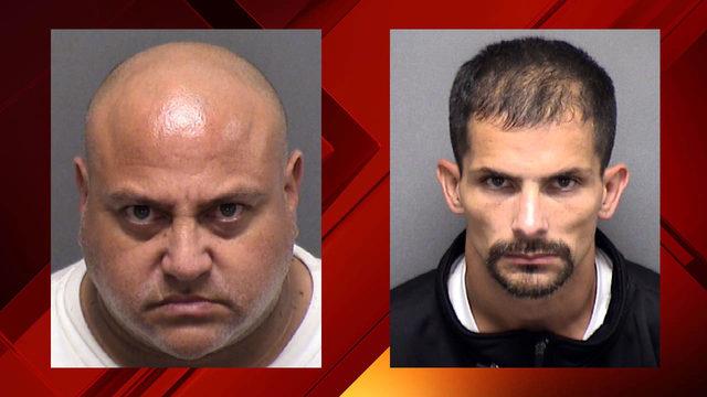 San Antonio men use 'Grim Reaper'-style weapon to rob victim, police say
