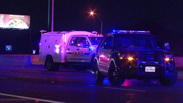 Bicyclist on highway hit, killed by vehicle, police say