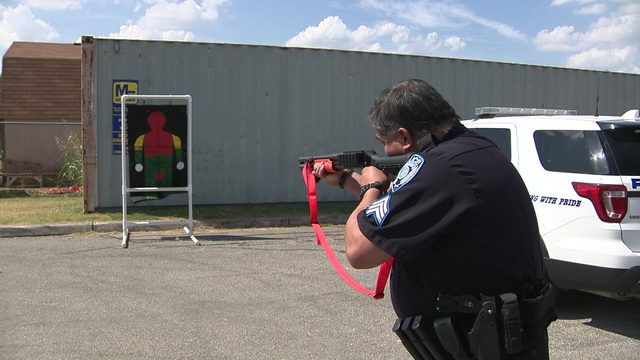How local police departments are fighting crime with smaller budgets