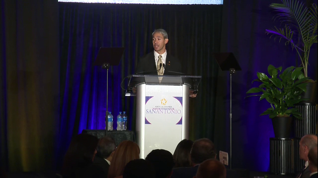 WATCH LIVE: Nirenberg delivers Mayors Vision for San Antonio