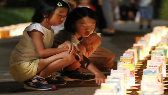 Nagasaki mayor laments nuclear arms on 74th anniversary