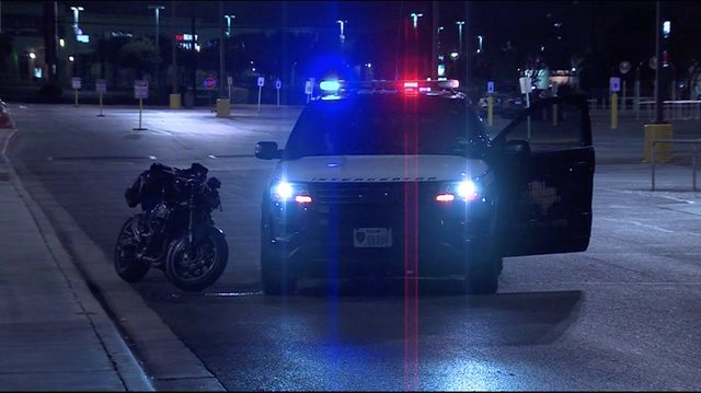 Motorcyclist arrested after leading DPS troopers on chase