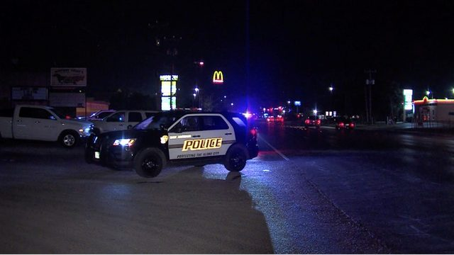 SAPD: Driver leaving South Side bar hits three women, drives away