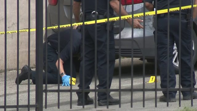 SAPD: Man shot in head after arriving at his apartment complex