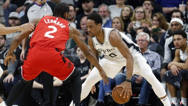 Spurs open season at home; get early games against Kawhi's Clippers,…