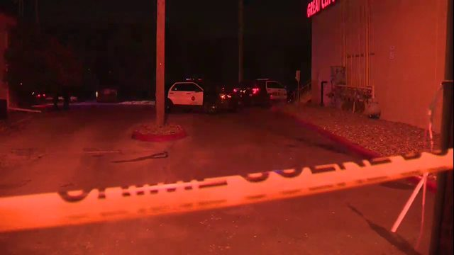 One person shot, killed behind Northeast Side strip mall, police say