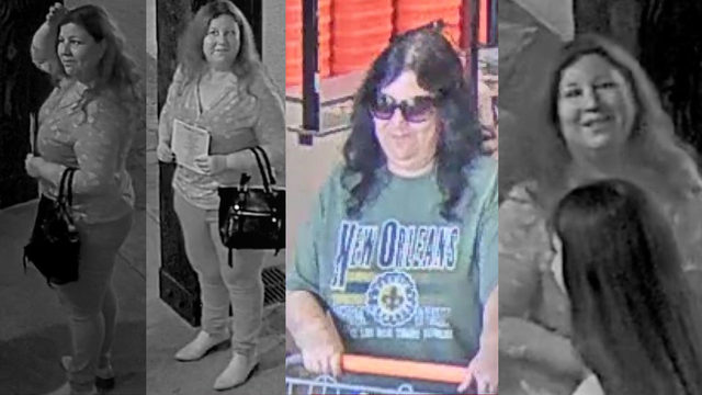 WEDDING CRASHER: Woman wanted for stealing gifts from SA area weddings