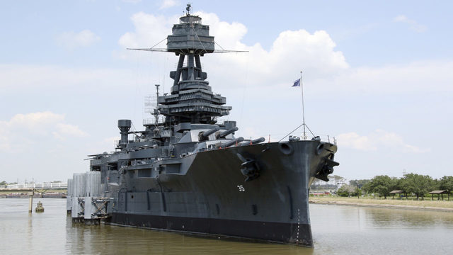 Sunday is last day to visit Battleship Texas before repairs