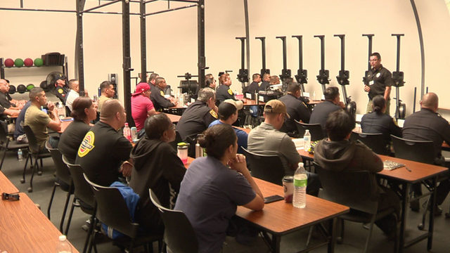 BCSO partners with San Antonio College to help guide students