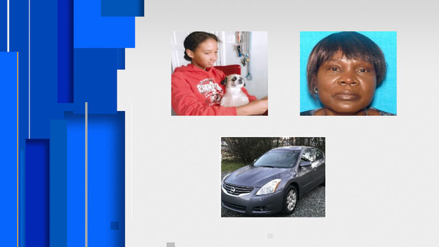 AMBER Alert for missing 13-year-old girl discontinued