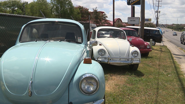 Local mechanic talks about iconic Beetle