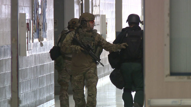 Somerset HS teachers prepare for school year with active shooter training