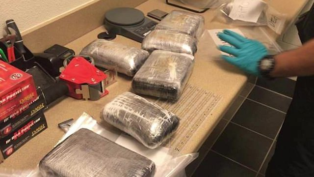 DEA task force seizes 7 kilos of heroin, fentanyl destined for Bexar County