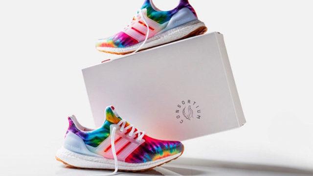 Adidas to release Woodstock inspired tie-dye sneakers