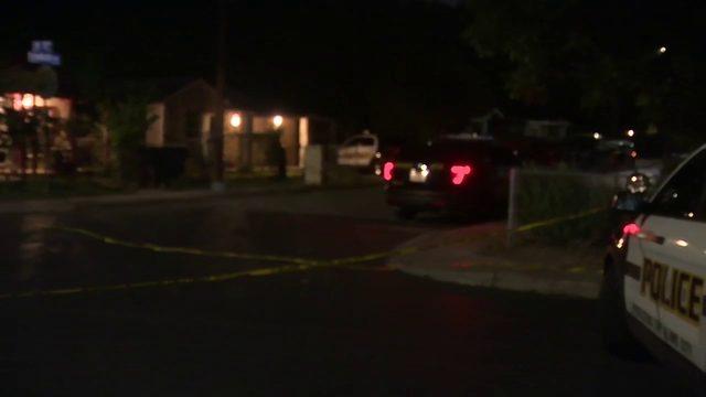 SAPD: Man shoots woman, barricades himself inside West Side home