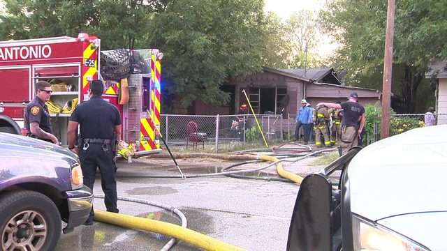 Water heater explosion leads to fire on South Side