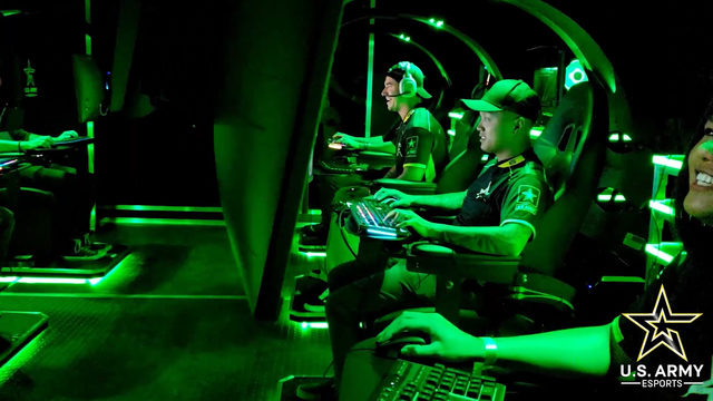 U.S. Army using esports for recruitment public outreach initiative