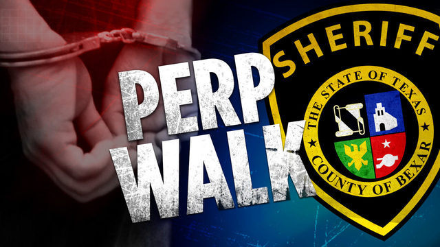 PERP WALK: SAPD makes arrest in fatal hit-and-run on New Laredo Highway