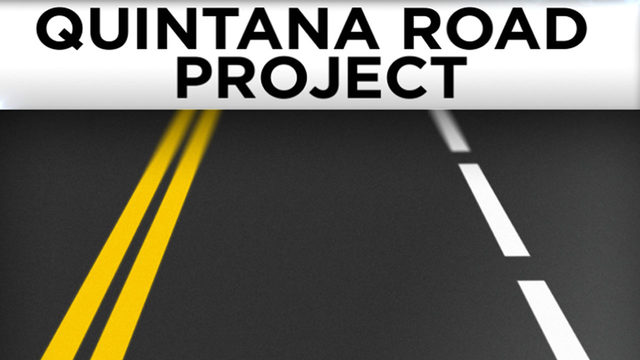 City Council approves $8.9 million construction contract for Quintana…