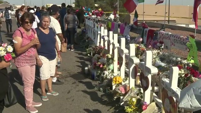 Local counselors help grieving El Paso community, still serving…