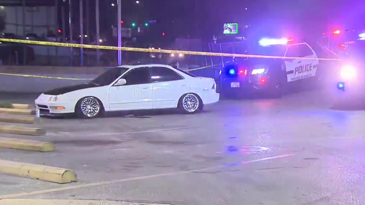 Possible child custody issue results in gunfire, police say
