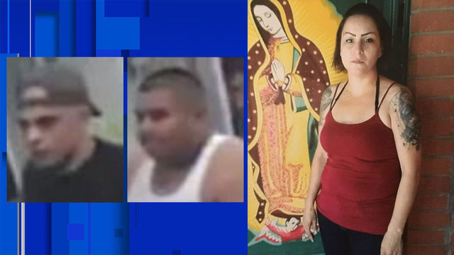 BCSO releases images of 2 people possibly connected to woman's murder