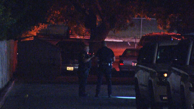 Gunman jumps out from behind dumpster, shoots man, Balcones Heights police say