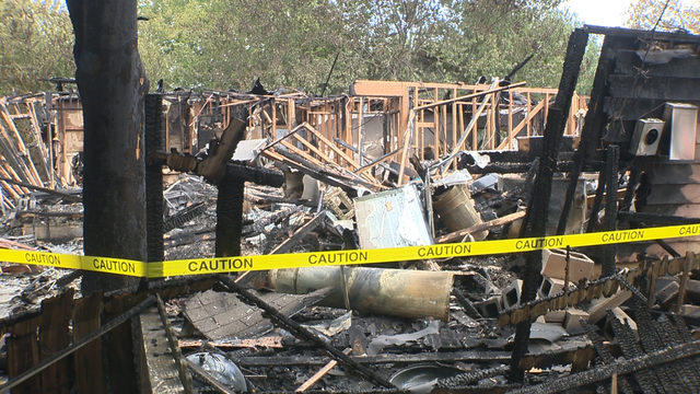 SAFD: 'Very active' arson investigation into Northeast Side fire